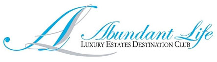 image of logo of Abundant Life Luxury Estates Destination Club franchise business opportunity Abundant Life Luxury Estates Destination Club franchises Abundant Life Luxury Estates Destination Club franchising