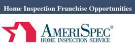 image of logo of Amerispec franchise business opportunity home inspection service franchises Amerispec home inspection franchising