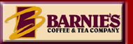 image of logo of Barnies Coffee and Tea Company franchise business opportunity Barnies Coffee and Tea franchises Barnies Tea and Coffee franchising