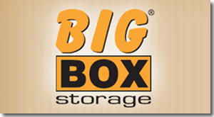 image of logo of Big Box Storage franchise business opportunity Big Box Storage franchises Big Box Storage franchising