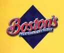 image of logo of Boston's The Gourmet Pizza franchise business opportunity Boston's Gourmet Pizza franchises Boston's Pizza franchising