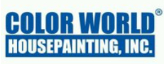 image of logo of Color World HousePainting franchise business opportunity Color World HousePainting franchises Color World HousePainting franchising
