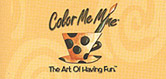 image of logo of Color Me Mine franchise business opportunity Color Me Mine franchises Color Me Mine franchising