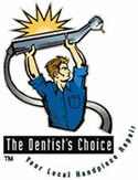image of logo of The Dentist's Choice franchise business opportunity The Dentist's Choice franchises The Dentist's Choice franchising