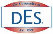 image of logo of DES Staffing Services franchise business opportunity DES Staffing Service franchises DES Staffing Services franchising
