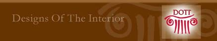 image of logo of Designs Of The Interior franchise business opportunity DOTI franchises Interior Design franchising