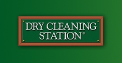 image of logo of Dry Cleaning Station franchise business opportunity Drycleaning Station franchises Dry Cleaning Station franchising