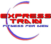 image of logo of Express Train Fitness for Men franchise business opportunity Express Train Fitness for Men franchises Express Train Fitness for Men franchising