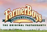 image of logo of Farmer Boys franchise business opportunity Farmer Boys restaurant franchises Farmer Boys restaurants franchising