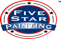image of logo of Five Star Painting franchise business opportunity 5 Star Painting franchises Five Star Painting franchising