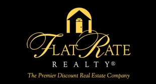image of logo of Flat Rate Realty franchise business opportunity Flat Rate Real Estate franchises Flat Rate Realty franchising