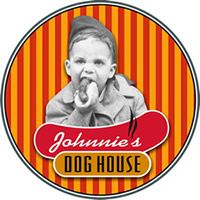 image of logo of Johnnie's Dog House franchise business opportunity Johnnie's Dog House franchises Johnnie's Dog House franchising