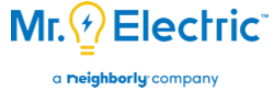 image of logo of Mr. Electric franchise business opportunity Mr Electric franchises Mr. Electric franchising