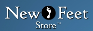 image of logo of New Feet Store franchise business opportunity New Feet Store franchises New Feet Store franchising