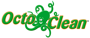 image of logo of OctoClean franchise business opportunity OctoClean franchises OctoClean franchising