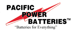 image of logo of Pacific Power Batteries franchise business opportunity Pacific Power Battery franchises Pacific Power Batteries franchising