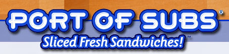 image of logo of Port of Subs franchise business opportunity Port of Subs franchises Port of Subs franchising