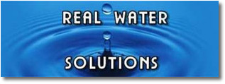 image of logo of Real Water Solutions franchise business opportunity Real Water Filtration franchises Real Water Solutions franchising