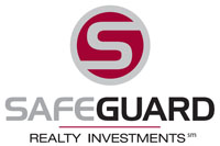 image of logo of Safeguard Realty Investments franchise business opportunity Safeguard Realty franchises Safeguard franchising