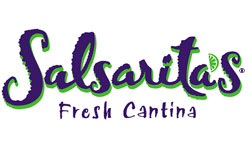 image of logo of Salsarita's Fresh Cantina franchise business opportunity Salsarita's Cantina franchises Salsarita's franchising