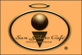 image of logo of San Gelato Cafe franchise business opportunity San Gelato Cafe franchises San Gelato Cafe franchising