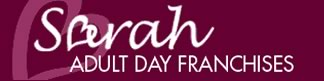 image of logo of Sarah Adult Day Services franchise business opportunity Sarah Adult Day Services franchises Sarah Adult Day Services franchising