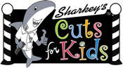 image of logo of Sharkey's Cuts for Kids franchise business opportunity Sharkey's Cuts for Kids franchises Sharkey's Cuts for Kids franchising