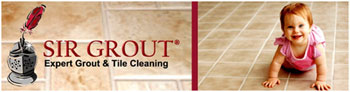 image of logo of Sir Grout franchise business opportunity Sir Grout franchises Sir Grout franchising
