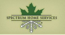 image of logo of Spectrum Home Services franchise business opportunity Spectrum Home Service franchises Spectrum Home Services franchising