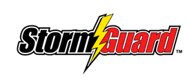 image of logo of Storm Guard franchise business opportunity Storm Guard franchises Storm Guard franchising