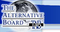 image of logo of The Alternative Board franchise business opportunity The Alternative Board franchises TAB franchising