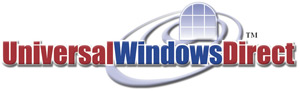 image of logo of Universal Windows Direct franchise business opportunity Universal Window Direct franchises Universal Windows Direct franchising