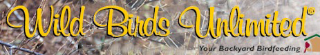 image of logo of Wild Birds Unlimited franchise business opportunity Wild Birds Unlimited franchises Wild Birds Unlimited franchising