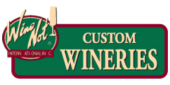 image of logo of Wine Not Winery franchise business opportunity Wine Not Winery franchises Wine Not Wineries franchising